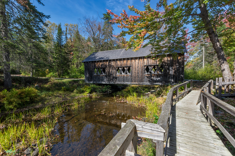 Leonard's Mills Covered Bridge
