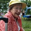 Aunt Peg. Breton Bay, Leonardtown, MD, May 24, 2009.