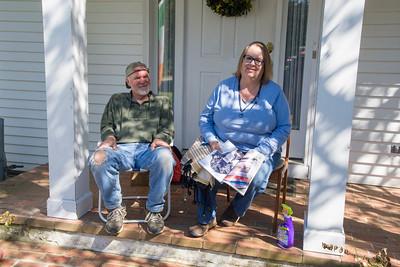 Porch setters
