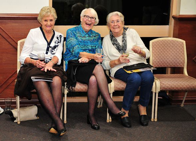 The Golden Girls reunited at the 50th Anniversary Dinner for Leonay GC/ Emu Sports Club Nepean News 23rd May, 2019