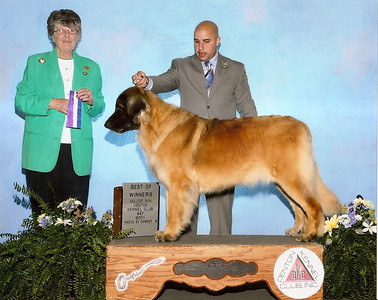 May 2011 Storms first major for AKC.  Thanks Chuy!!