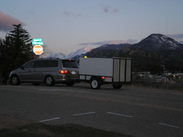the touring mobile...we had the best time ever!