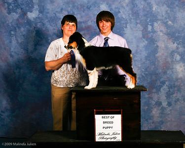 2009 UKC show pics