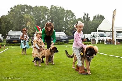 Kind-hondshow 2