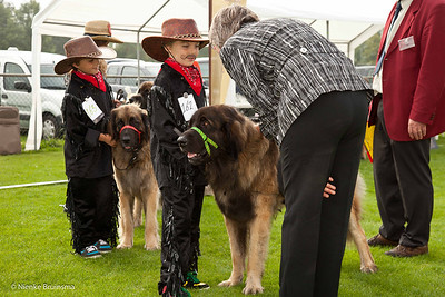 Kind-hondshow 7