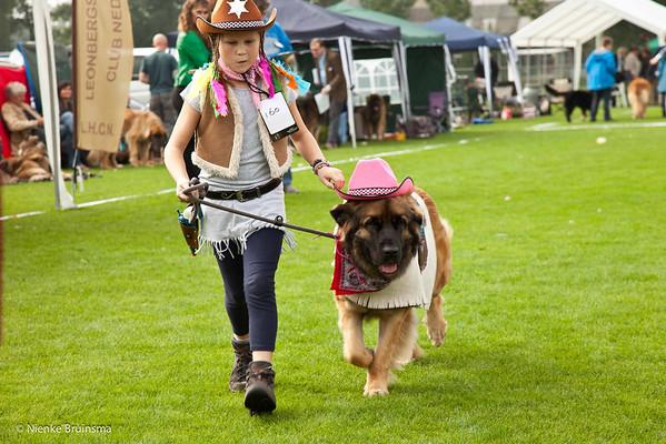 Kind-hondshow 6