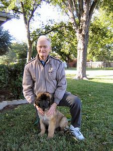 Charles (Teresa's dad) and Sienna.