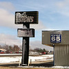 Leon's Signs, Inc. Under a Bit of Snow