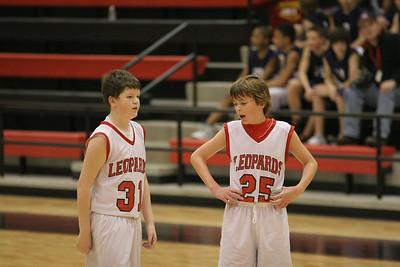 Leopards Basketball