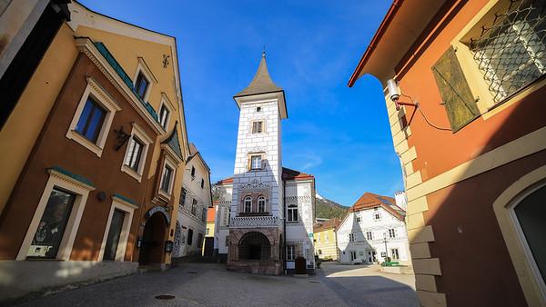 Eisenerz Altes Rathaus