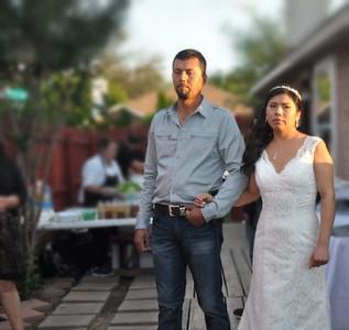 Leo's Wedding