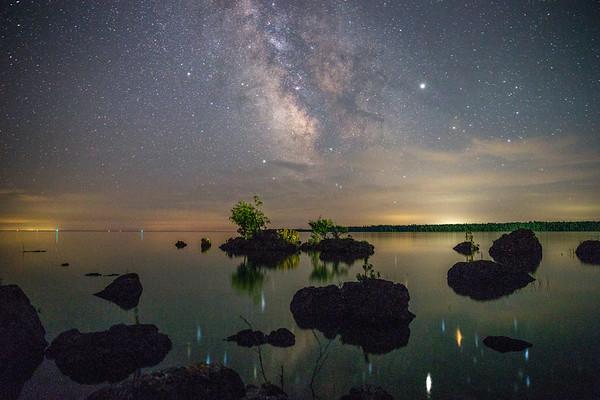 Milky Way at Narnia V