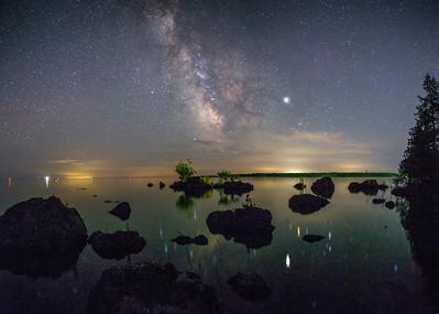 Milky Way at Narnia IV