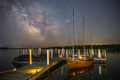 Milky Way at Loon's Point