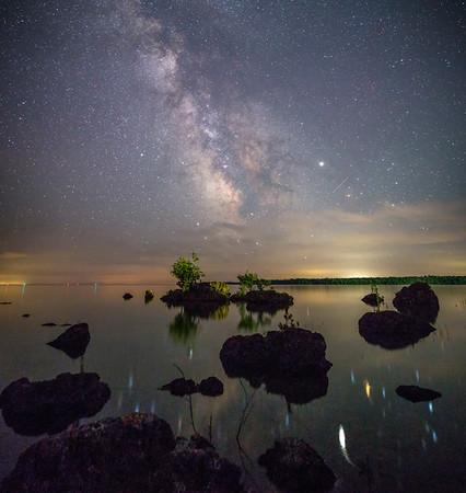 Milky Way at Narnia III