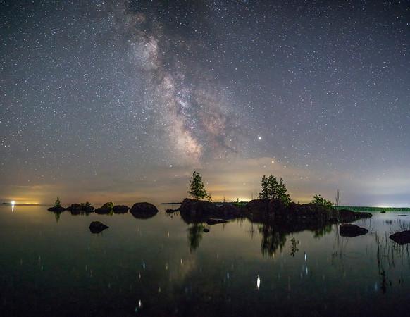 Milky Way at Narnia II