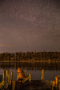 Chair under the Stars