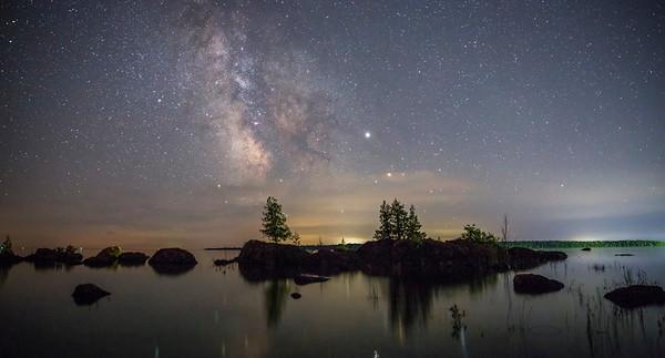 """""""Milky Way at Narnia"""""""