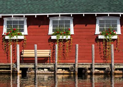 Boathouse Window Boxes