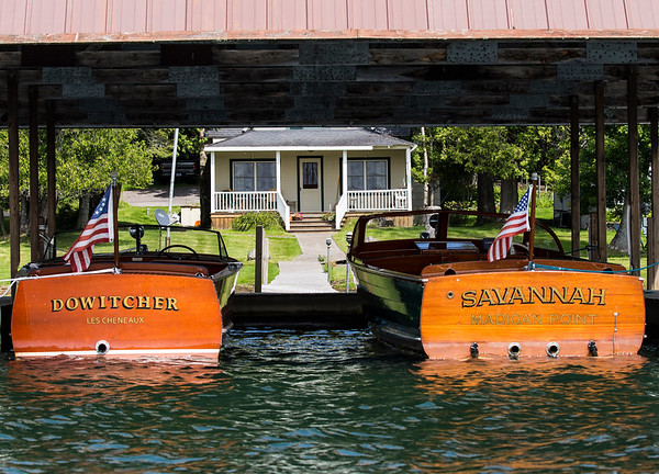 Snows Channel Wooden Boats