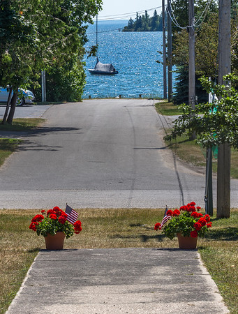 Hessel's Lake Street