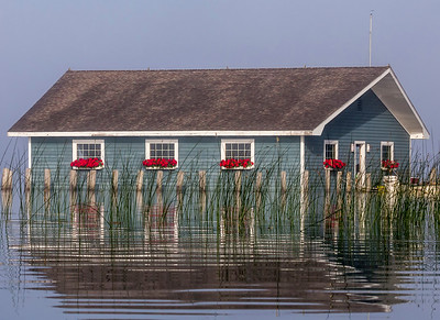 Connor's Point Boathouse