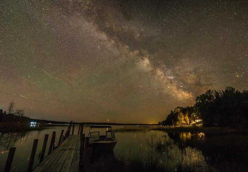 Smith Bay Milky Way