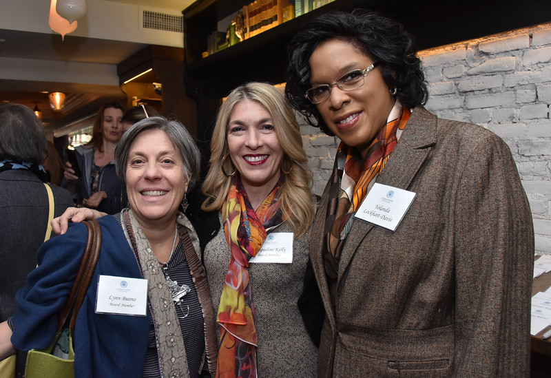 Lynn Buono, Jacqueline Kelly and Yolanda Lockhart-Davis