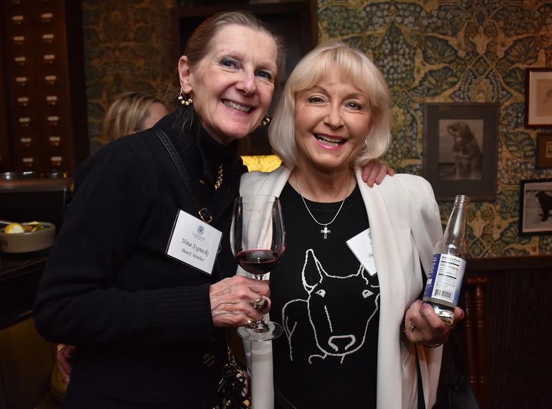 Nina Sygnecki, and Basia Pearson