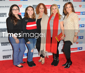 Les Miserables Cast at Arsht Center Miami