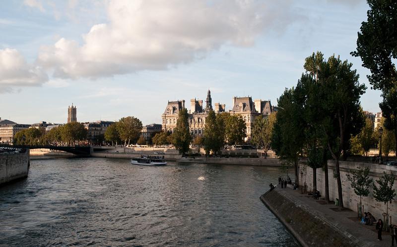 Hotel de ville de Paris, France.