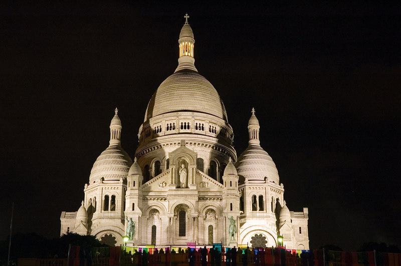 Basilique du SacrŽ coeur Montmatre