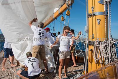 Les Voilles de St  Tropez 2017 Race Day 4_1283