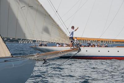 Les Voilles de St  Tropez 2017 Race Day 4_1050