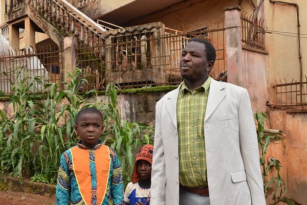Les déplacés dans Cameroun