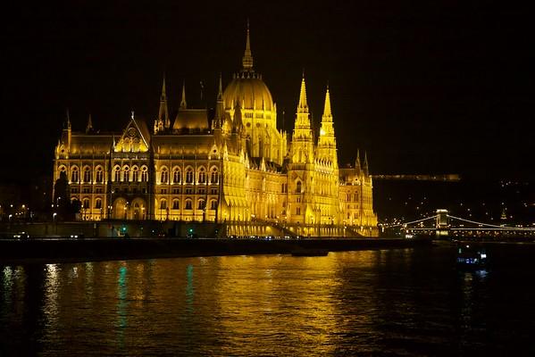 2015 croisière sur le Danube