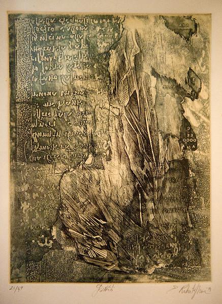 Eric Robert-Aymé, découvert au musée Gorsline.