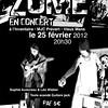 """Affiche faite avec une photo de la création en 2011  <a href=""""http://www.ysa-gudule.com/Textes/De-lart-ou-du-cochon/Concerts/2011/20111016-Zom%C3%A8/i-VXrBbLd/A"""">http://www.ysa-gudule.com/Textes/De-lart-ou-du-cochon/Concerts/2011/20111016-Zom%C3%A8/i-VXrBbLd/A</a>)"""