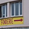 Rue Saint Pavin des Champs (entrée public de la Fonderie)