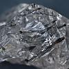 quartz à inclusion de tourmaline noire
