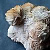 barytine crêtée + vanadinite (vanadanates)