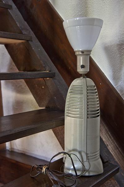 "Lampe Radio ""MITCHELL LUMITONE"" de 1940"
