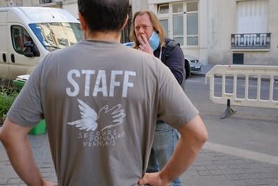 Secours populaire de Paris