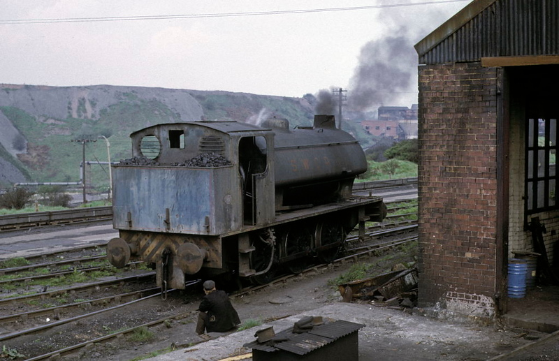 SWCP No 2, Smithywood coking plant, Chapeltown, 9 May 1974.