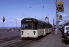 Twin-car tram 683, Blackpool, Sun 12 August 1973.  Photo by Les Tindall.