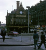 St Enoch station, Glasgow Underground, 11 May 1974 1.    In 2010 the building was a Caffe Nero.  Photo by Les Tindall.