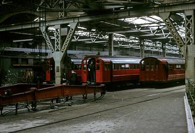 Glasgow Underground, 1974