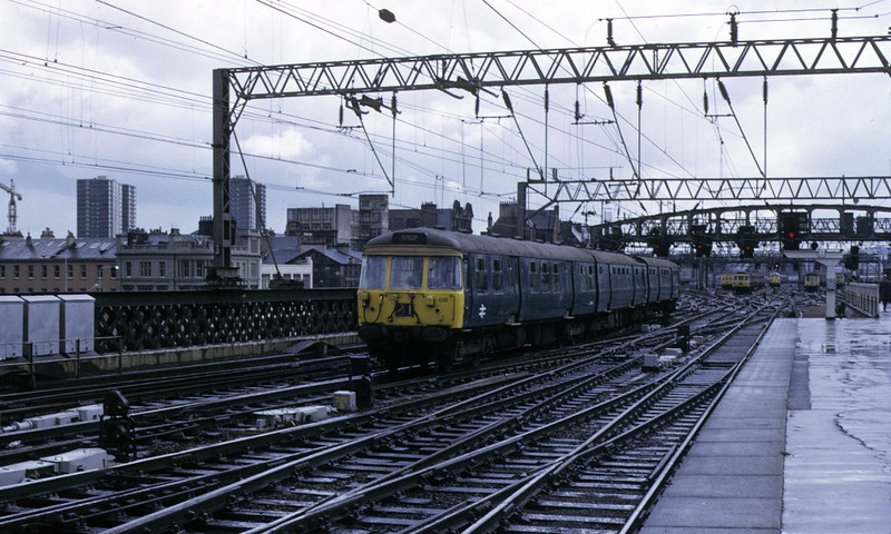 [303] 013, Glasgow Central, 11 May 1974  Photo by Les Tindall.