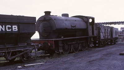 Ladysmith coal washery, Whitehaven, 1973