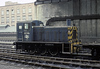 03069, Newcastle, 27 March     In 2010 the shunter survived in preservation at Crewe heritage centre. Photo by Les Tindall.